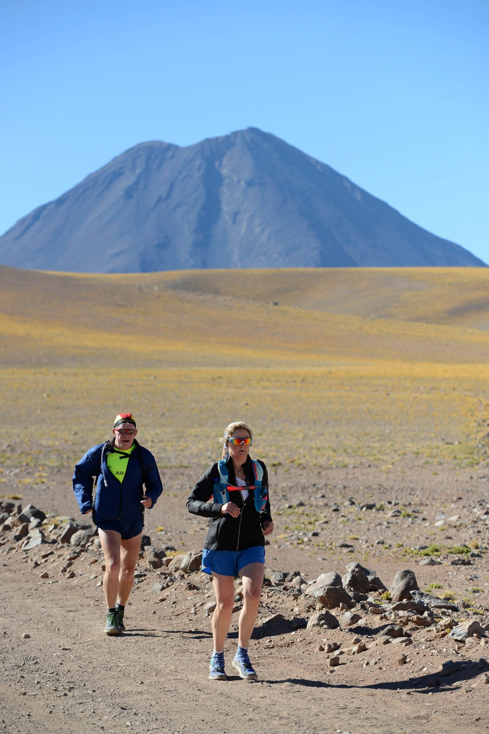 photo: mike king copyright  www.volcanomarathon.com